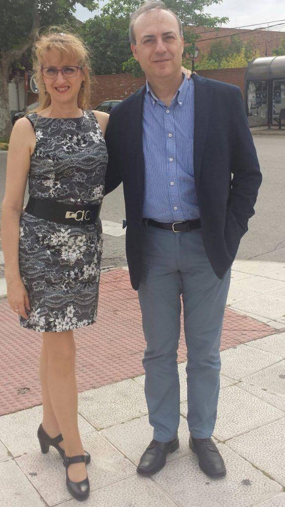 Elisa y yo www.tucaminodelbienestar.com