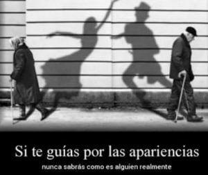 citas célebres apariencia ancianos www.tucaminodelbienestar.com