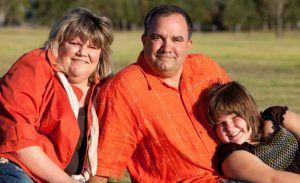 obesidad infantil padres obesos hija obesa