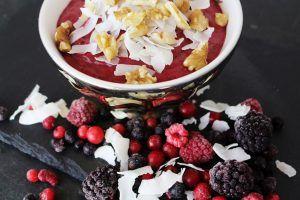 9 alimentos que no deben faltarte smoothie