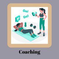 coach deporte
