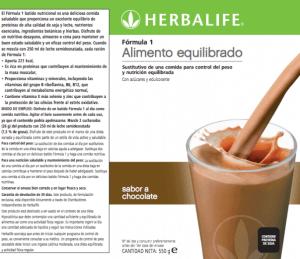 Sustitutivos de comida para adelgazar funciona herbalife www.tucaminodelbienestar.com