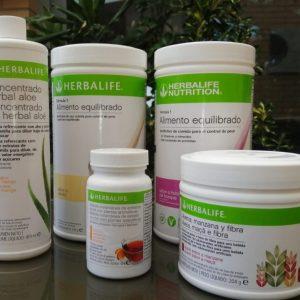 PRG-5 Rapidisssimo productos herbalife www.tucaminodelbienestar.com